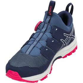 asics Gel-Fujirado - Chaussures running Femme - gris/bleu